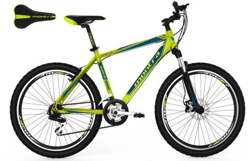 Montra Rock 1.1 D 26 T 21 Speed Mountain Cycle Price in ...
