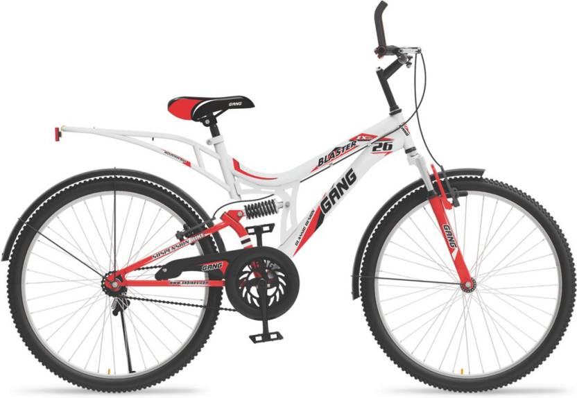 Gang Blaster ZX DS DD B04 Hybrid Cycle