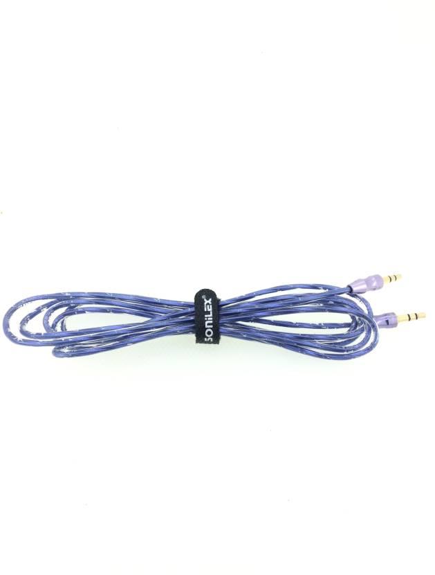 Sonilex HD Sound Quality 3.5 AUX Cable - Sonilex : Flipkart.com