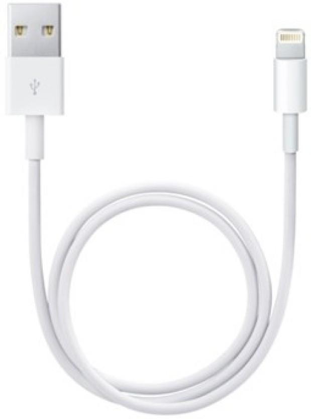 Apple Lightning To Usb Cable 2 M Md819zm: Apple ME291ZM/A Lightning to USB cable (0.5 m) Lightning Cable rh:flipkart.com,Design