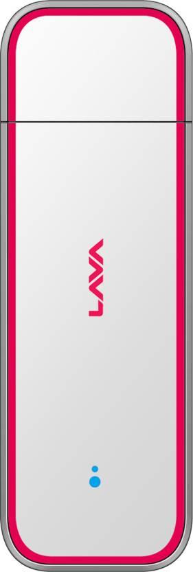 Lava 730 G 3G Data Card