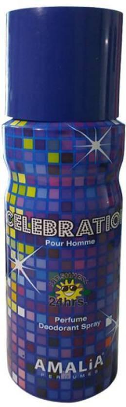 7349626cc Amalia Celebration Body Spray - For Men - Price in India