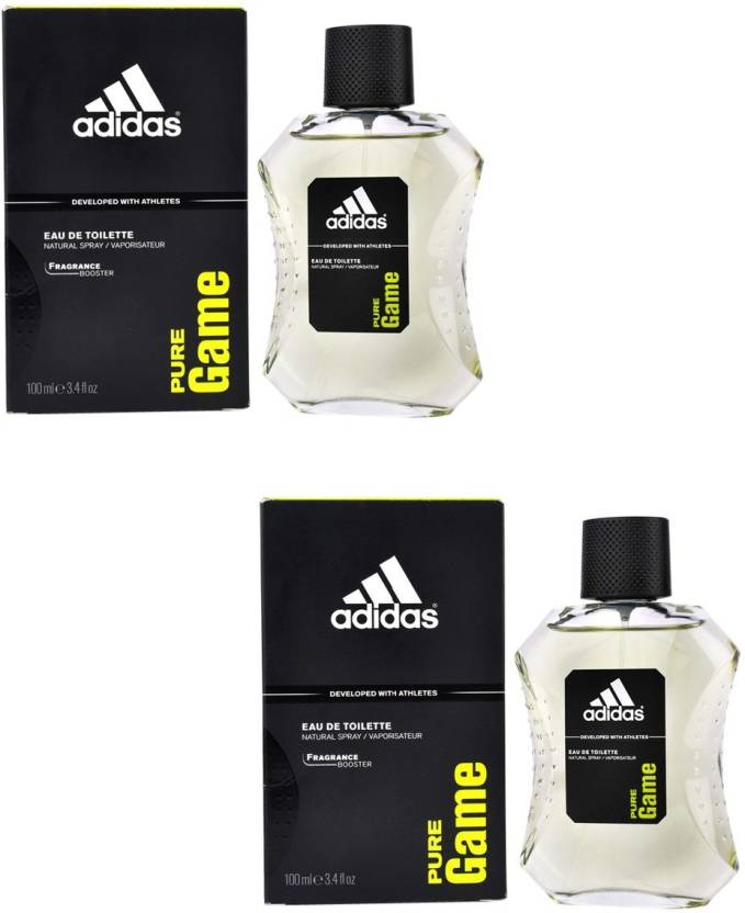 ADIDAS Pure Game EDT Combo s Body Spray - For Men - Price in India ... 51c333f0ac