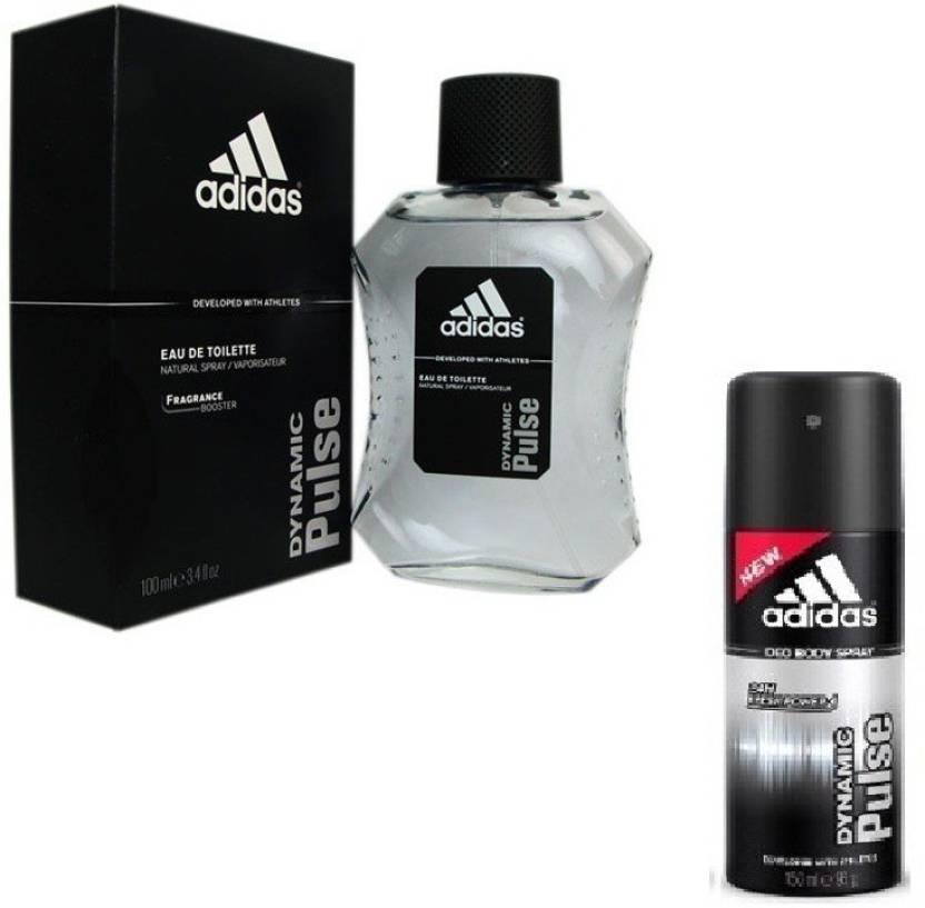 868ab0e3c309 ADIDAS The Dynamic Pulse Combo Body Spray - For Men