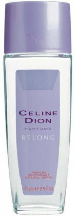 Celine Dion Belong Deodorant Spray  -  For Women