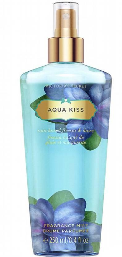 Victoria's Secret Aqua Kiss Fragrance Body Mist  -  For Women