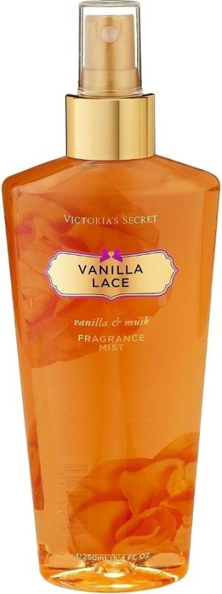 Victoria's Sectret Vanilla Lace Fragrance Body Mist  -  For Women