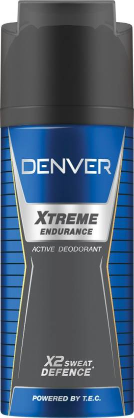 Denver Extreme Endurance Deodorant Spray  -  For Men