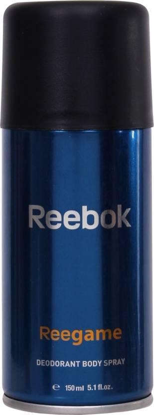 Reebok Reegame Deodorant Spray  -  For Men