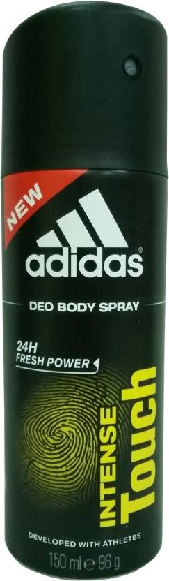 Adidas Intense Touch Deodorant Spray  -  For Men