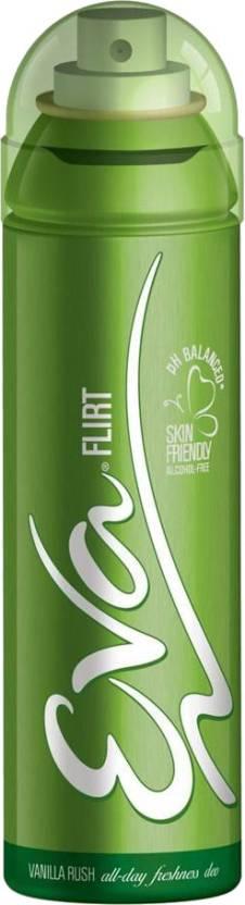 EVA Flirt Deodorant Spray  -  For Women