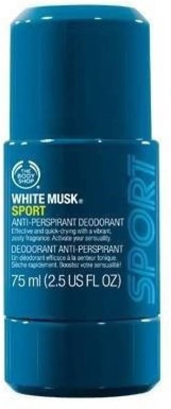 d89797831 The Body Shop WHITE MUSK SPORT ANTI-PERSPIRANT Deodorant Spray - For ...