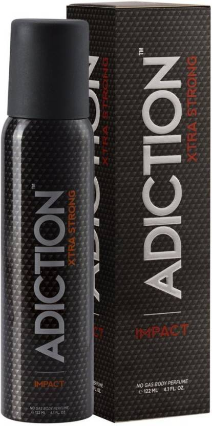Addiction Xtra Strong Impact Perfume Body Spray For Men Price In