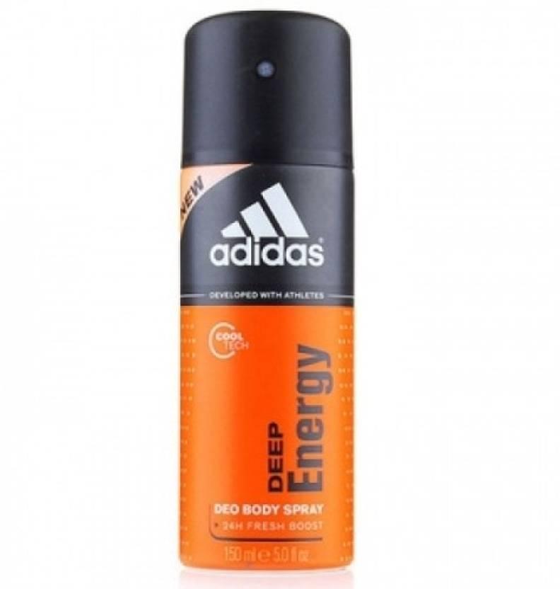 665135a31e9c Adidas Deep Energy Deodorant Spray -