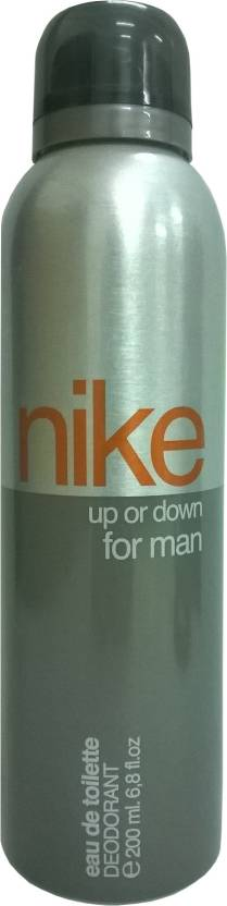 Nike Up or Down Deodorant Spray  -  For Men
