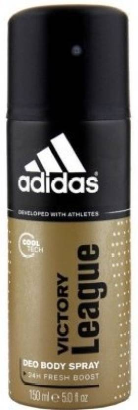 Adidas Victory - League Deodorant Spray  -  For Men