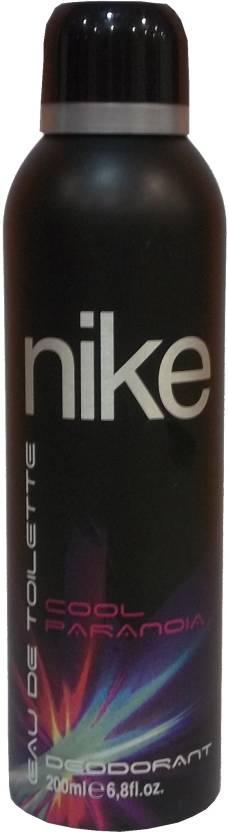 Nike Cool Paranoia Deodorant Spray  -  For Men