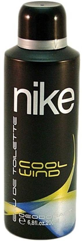 Nike Cool Wind Deodorant Spray  -  For Men