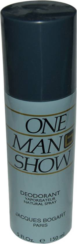 Jacques Bogart One Man Show Deodorant Spray  -  For Men
