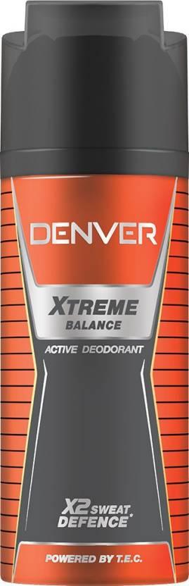 Denver Extreme Balance Deodorant Spray  -  For Men