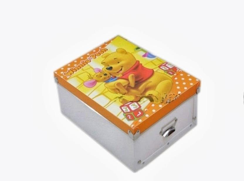 Mozo Winnie Pooh 1 Compartments Plastic Storage Box  sc 1 st  Flipkart & Flipkart.com | Mozo Winnie Pooh 1 Compartments Plastic Storage Box ...