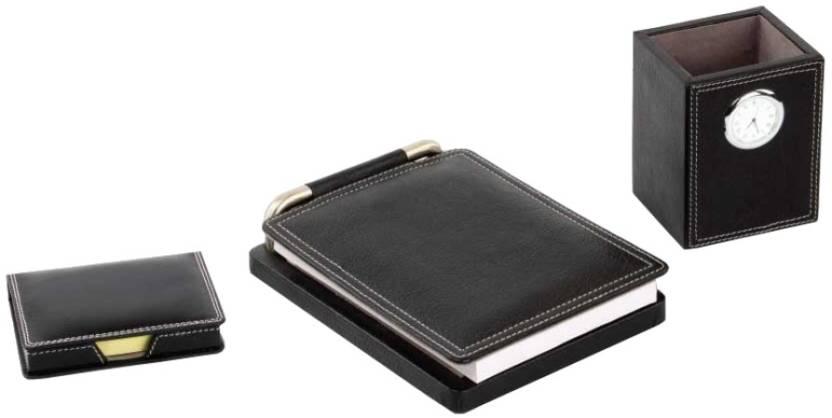 Leather Talks Leather Multipurpose Tray