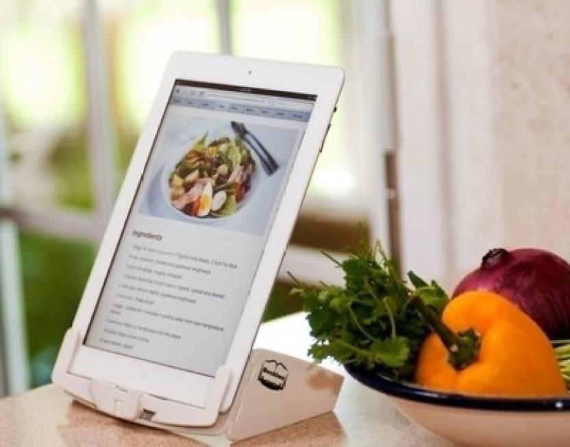 Bookbax Medium Plastic Book & Tablet Holder