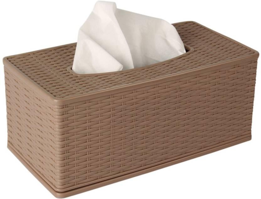 Flipkart.com   HOKIPO 1 Compartments Plastic Tissue Paper Holder ... 550d15b04484
