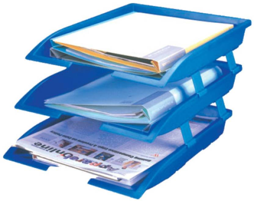 Solo 3 Compartments Tray