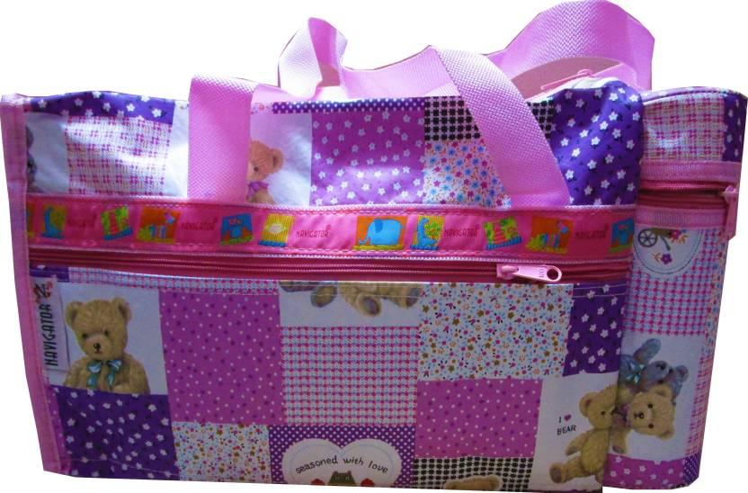 Navigator Nursery Shoulder Diaper Bag