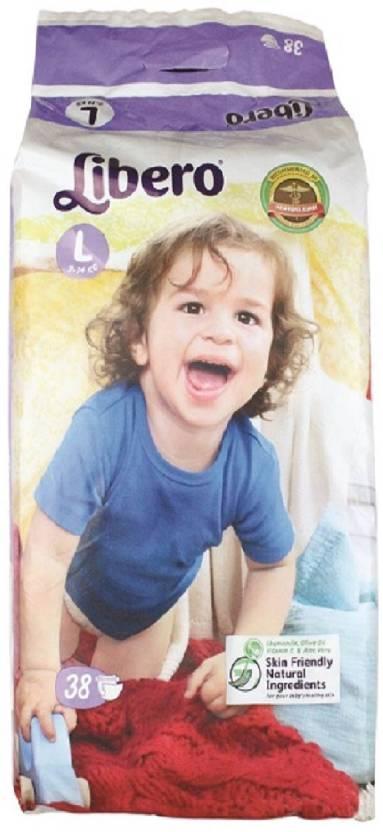 Libero Open diaper - L