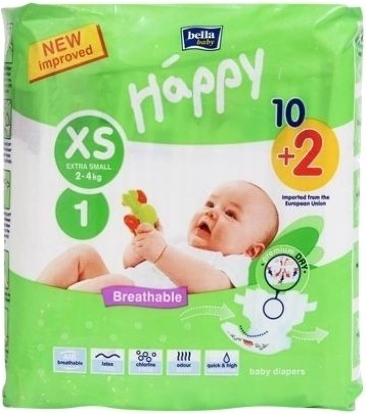 Bella Baby Happy Diaper - XS