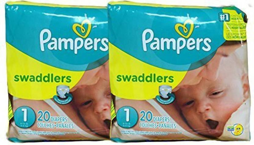 Pampers Swaddlers Diapers - S