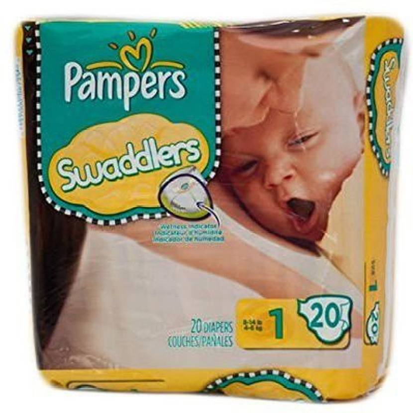 Pampers Swaddlers - M