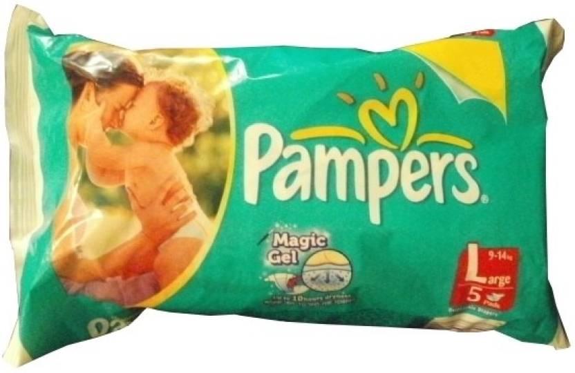 Pampers Diaper - L