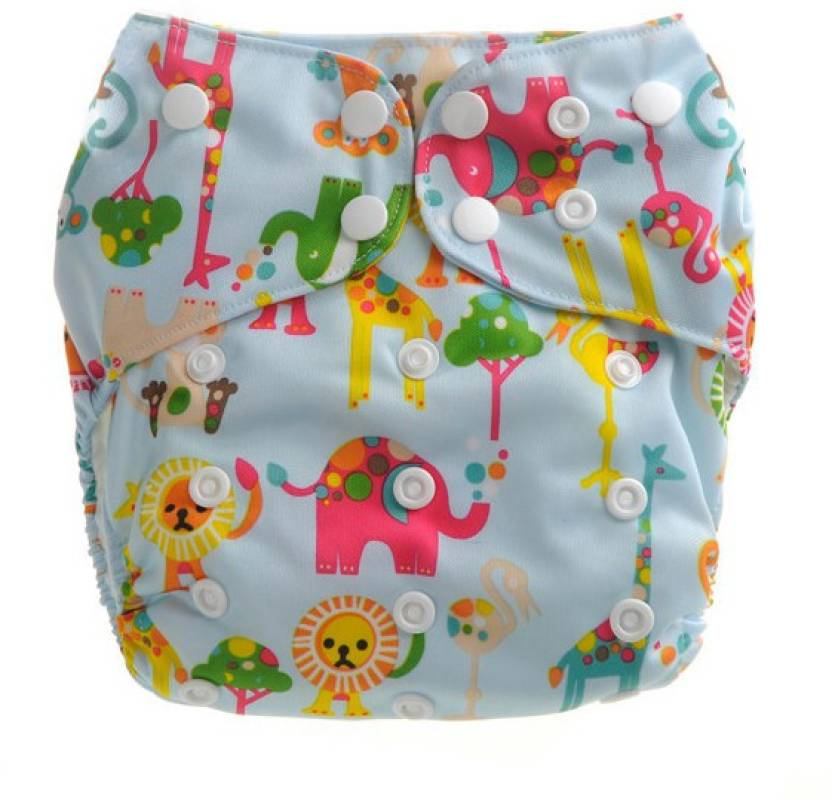 Baby Bucket All in one reusable diaper - S, M, L