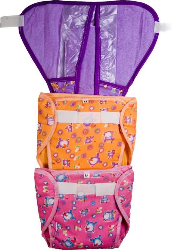 Love Baby 534 Pocket Diaper - S