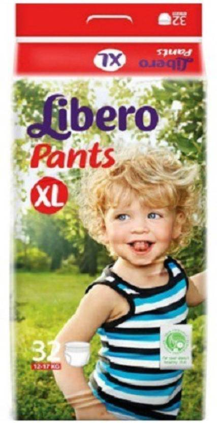 Libero Pants XL-32 Pieces - Extra Large