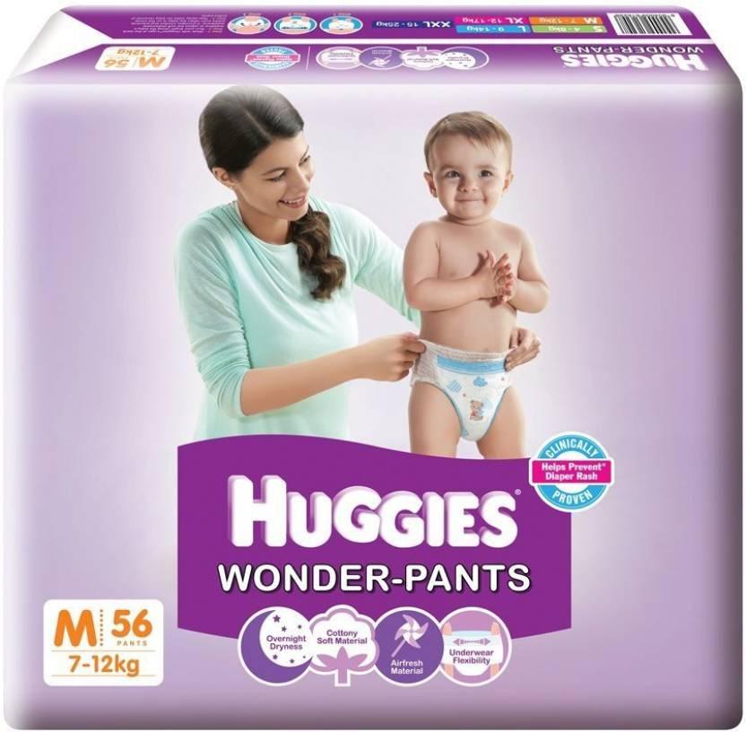Huggies WONDER PANTS - M