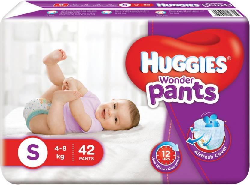 Huggies Wonder Pants Diapers - S