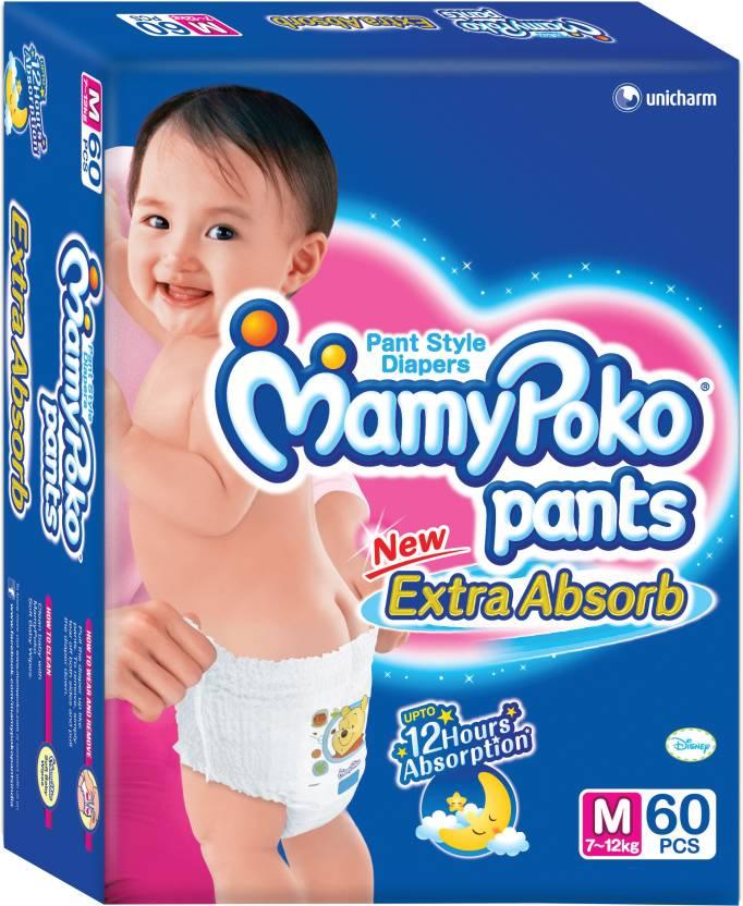 Mamy Poko Pants Diaper - M