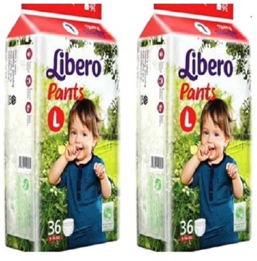 Libero Pants L-36 (set of 2) - Large