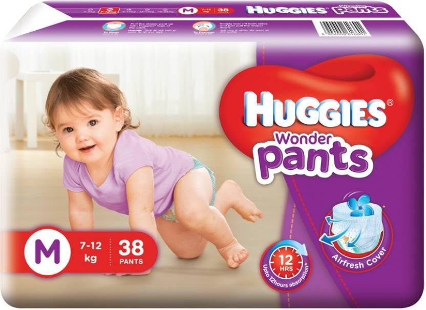 Huggies Wonder Pant - M