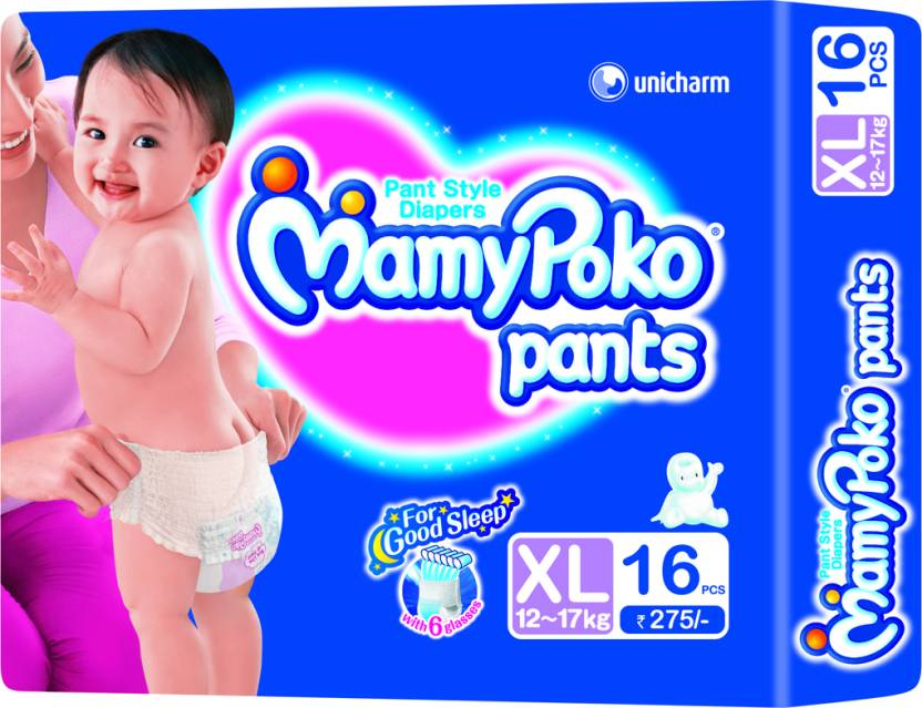 Mamy Poko Pant Style Diaper - XL