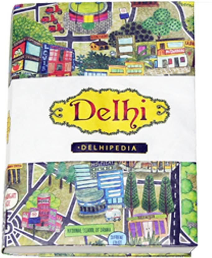 Delhipedia A5 Diary