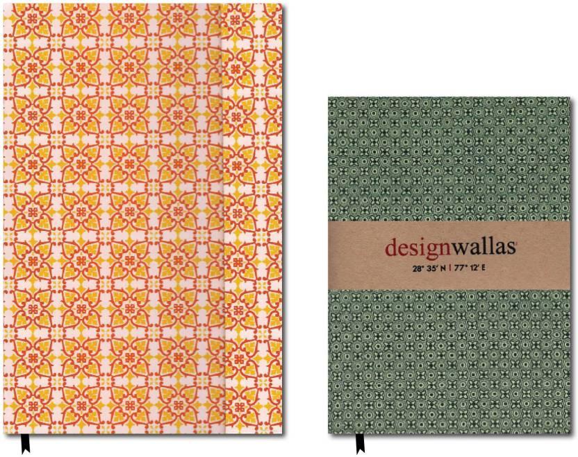 Designwallas Notebook