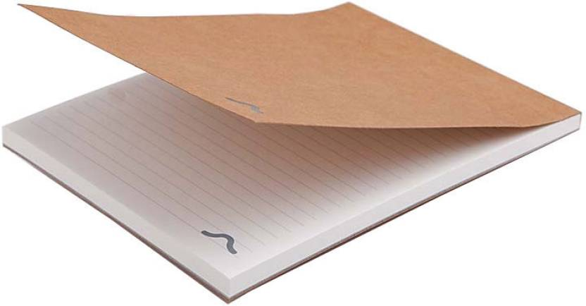 Rubberband A5 Note Pad
