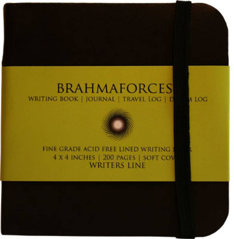 Brahma Books Notebook