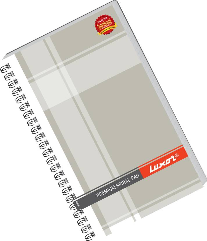 Luxor A5 Notebook