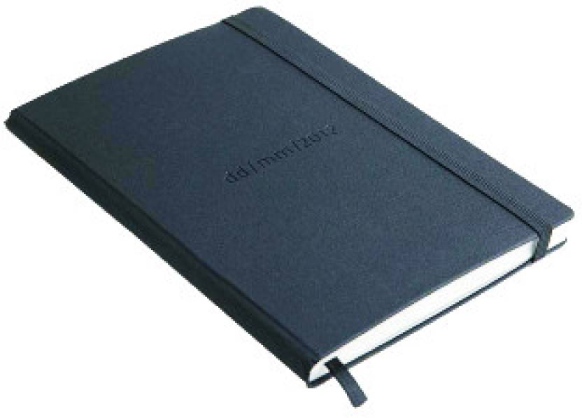 Rubberband A5 Diary